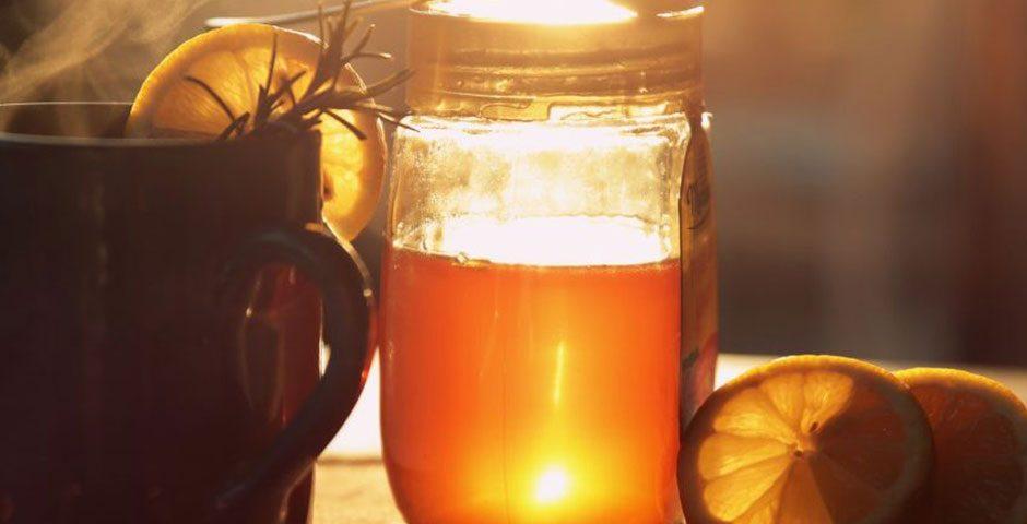 Mit Buram-Honig den Winter überwältigen